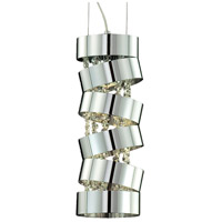 Ariella 1 Light 6 inch Chrome Pendant Ceiling Light