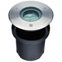 Signature 120V 1 watt Metal Inground Outdoor Light