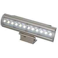 EuroFase 22534-019 Signature LED 4 inch Platinum Outdoor Flood Light