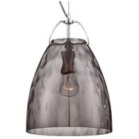 Amero LED 10 inch Chrome Pendant Ceiling Light