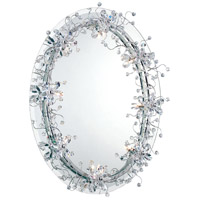Relic 24 X 18 inch Chrome Wall Mirror