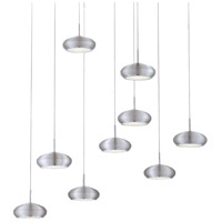Venti LED 24 inch Aluminum Pendant Ceiling Light