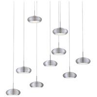 EuroFase 25670-011 Venti LED 24 inch Aluminum Pendant Ceiling Light