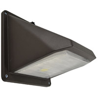 EuroFase 26078-014 Ontario LED 7 inch Black Outdoor Wall Mount Medium