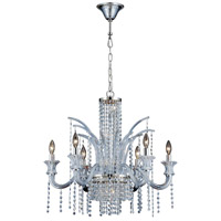 Nava 11 Light 28 inch Chrome Chandelier Ceiling Light