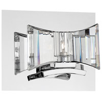 EuroFase Chrome Wall Sconces