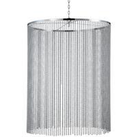 EuroFase 26629-025 Bloomington 30 inch Chrome Pendant Ceiling Light