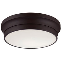 Jane LED 13 inch Bronze Flush Mount Ceiling Light
