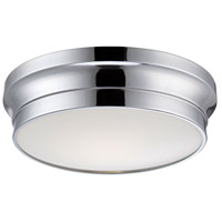 EuroFase 26634-036 Jane LED 13 inch Chrome Flush Mount Ceiling Light