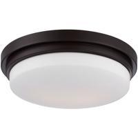 EuroFase 26635-019 Wilson LED 13 inch Bronze Flush Mount Ceiling Light