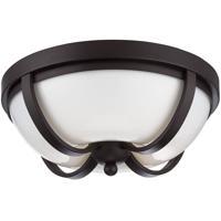 EuroFase 26637-020 Andrew LED 13 inch Bronze Flush Mount Ceiling Light