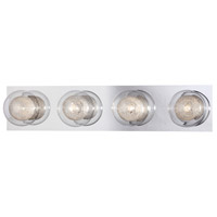 Chrome Cambria Bathroom Vanity Lights