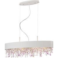 EuroFase 28147-015 Romanelli 6 Light 8 inch Metal Chandelier Ceiling Light