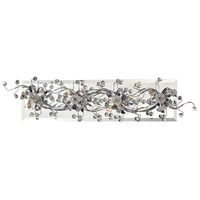 Relic 4 Light 19 inch Chrome Bath Bar Wall Light