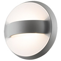 Marine Grey Metal Outdoor Wall Lights