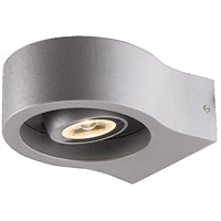 EuroFase 28276-012 View LED 2 inch Aluminum Outdoor Wall Mount