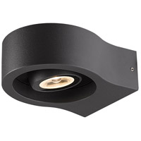 EuroFase 28276-029 View LED 2 inch Graphite Grey Outdoor Wall Mount