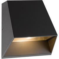 EuroFase 28281-023 Kilo LED 5 inch Aluminum Outdoor Wall Mount