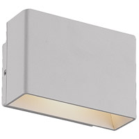 EuroFase 28282-013 Vello LED 3 inch Marine Grey Outdoor Wall Sconce