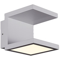 EuroFase 28284-017 Rail LED 5 inch Marine Grey Outdoor Wall Sconce