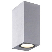 EuroFase 28290-018 Dale LED 6 inch Marine Grey Outdoor Wall Sconce