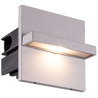 EuroFase 28294-016 Perma LED 4 inch Marine Grey Outdoor In Wall