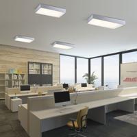 EuroFase 29003-30-023 Mac LED 25 inch White Flush Mount Ceiling Light