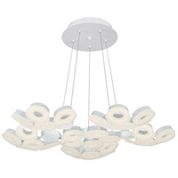 Glendale LED 35 inch Aluminum Chandelier Ceiling Light
