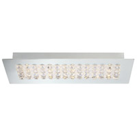 EuroFase 29099-016 Denso LED 7 inch Polished Chrome Surface Mount Ceiling Light
