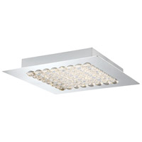 EuroFase 29102-013 Denso LED 12 inch Chrome Flush Mount Ceiling Light
