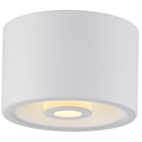 Vision LED 5 inch White Flush Mount Ceiling Light