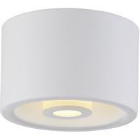 EuroFase 29491-025 Vision LED 5 inch White Flush Mount Ceiling Light