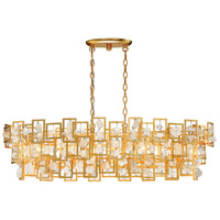 Elrose 5 Light 17 inch Gold Chandelier Ceiling Light