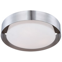 Saturn LED 16 inch Nickel Flush Mount Ceiling Light