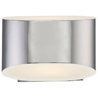 Arch LED 6 inch Chrome Wall Sconce Wall Light