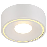 Stavro LED 6 inch White Surface Mount Ceiling Light
