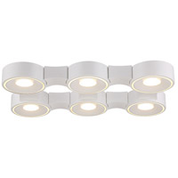 Stavro LED 15 inch White Surface Mount Ceiling Light