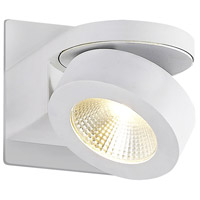 Acura LED 5 inch White Wall Sconce Wall Light