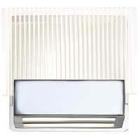 EuroFase 31438-018 Sonic LED 6 inch Chrome Wall Sconce Wall Light