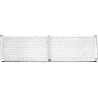 EuroFase 31442-015 Wynn LED 18 inch Chrome Wall Sconce Wall Light