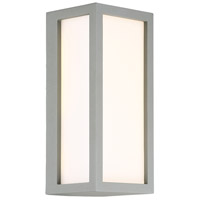 EuroFase 31580-014 Signature LED 10 inch Marine Grey Outdoor Wall Sconce