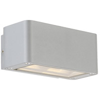 EuroFase 31581-011 Signature LED 6 inch Marine Grey Wall Sconce Wall Light