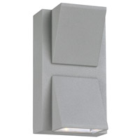 EuroFase 31582-018 Signature LED 6 inch Marine Grey Outdoor Wall Sconce