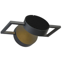 EuroFase 31585-026 Signature LED 5 inch Graphite Grey Outdoor Wall Sconce