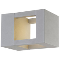 EuroFase 31587-013 Signature LED 4 inch Marine Grey Outdoor Wall Sconce