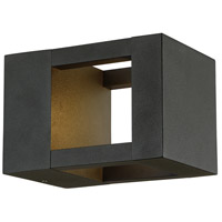 EuroFase 31587-020 Signature LED 4 inch Graphite Grey Outdoor Wall Sconce