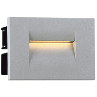 EuroFase 31590-013 Signature LED 3 inch Marine Grey Outdoor Wall Sconce