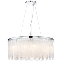 Candice 13 Light 30 inch Chrome Chandelier Ceiling Light
