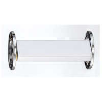 Chrome Viola Wall Sconces