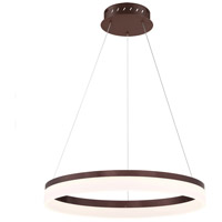 Minuta LED 17 inch White Pendant Ceiling Light